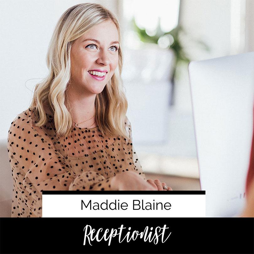 Maddie-Blaine